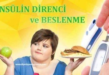 insulin direnci - diyabet