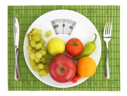 kiloya göre diyet