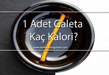 galeta kalorisi
