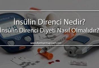 insulin direnci nedir
